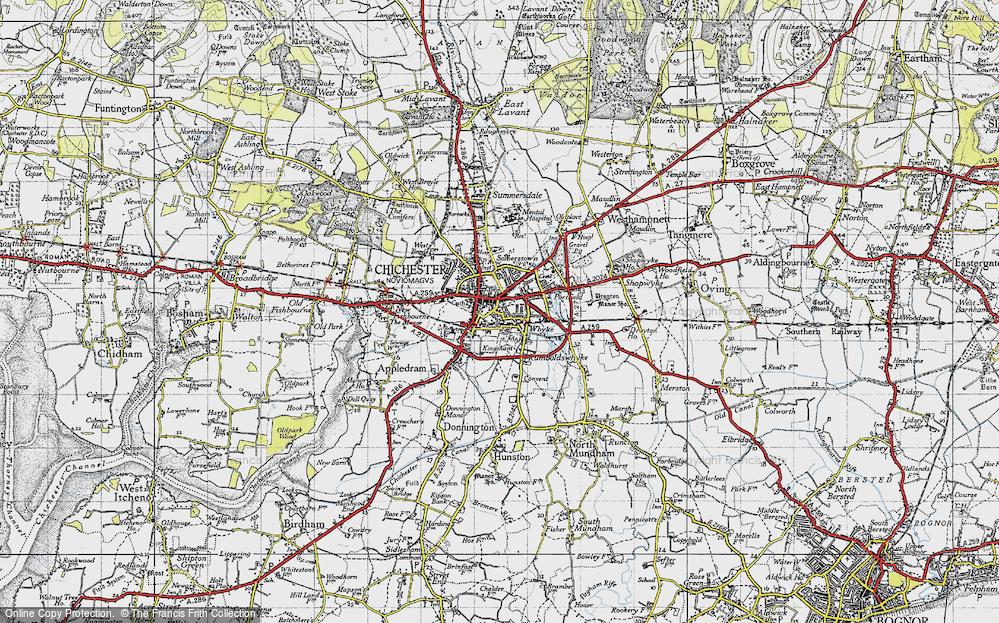 Whyke, 1945