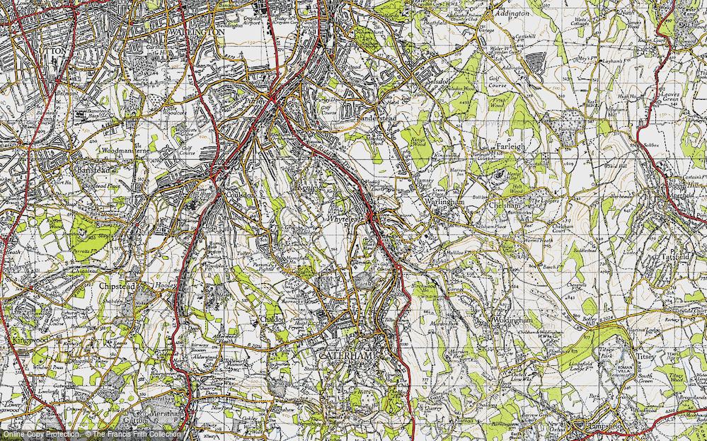 Whyteleafe, 1946
