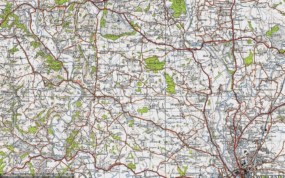 Wichenford, 1947