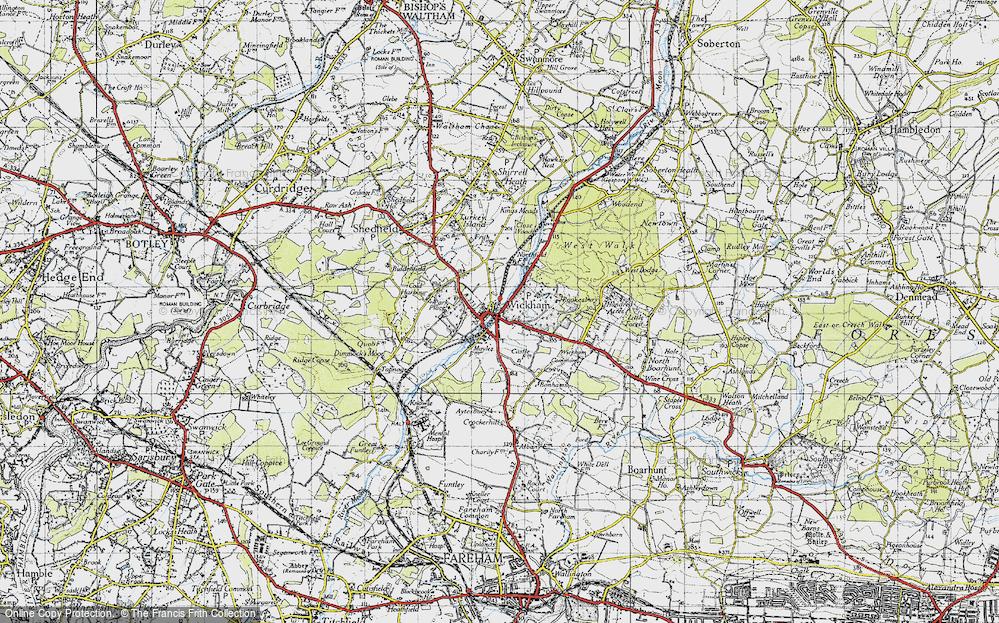 Wickham, 1945