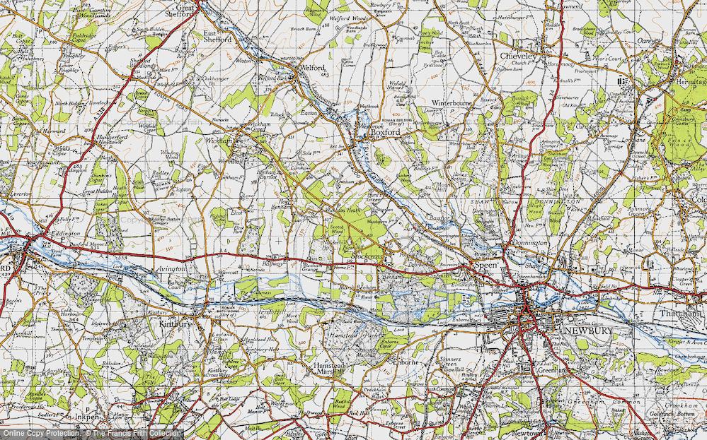 Wickham Heath, 1945