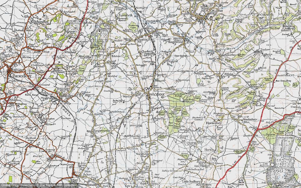 Wickwar, 1946