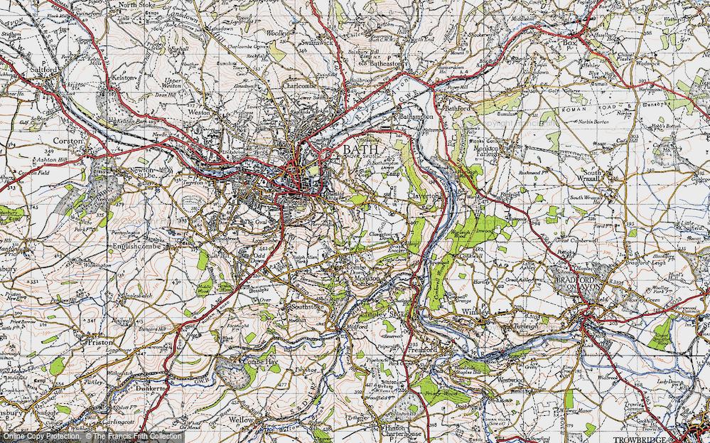 Widcombe, 1946