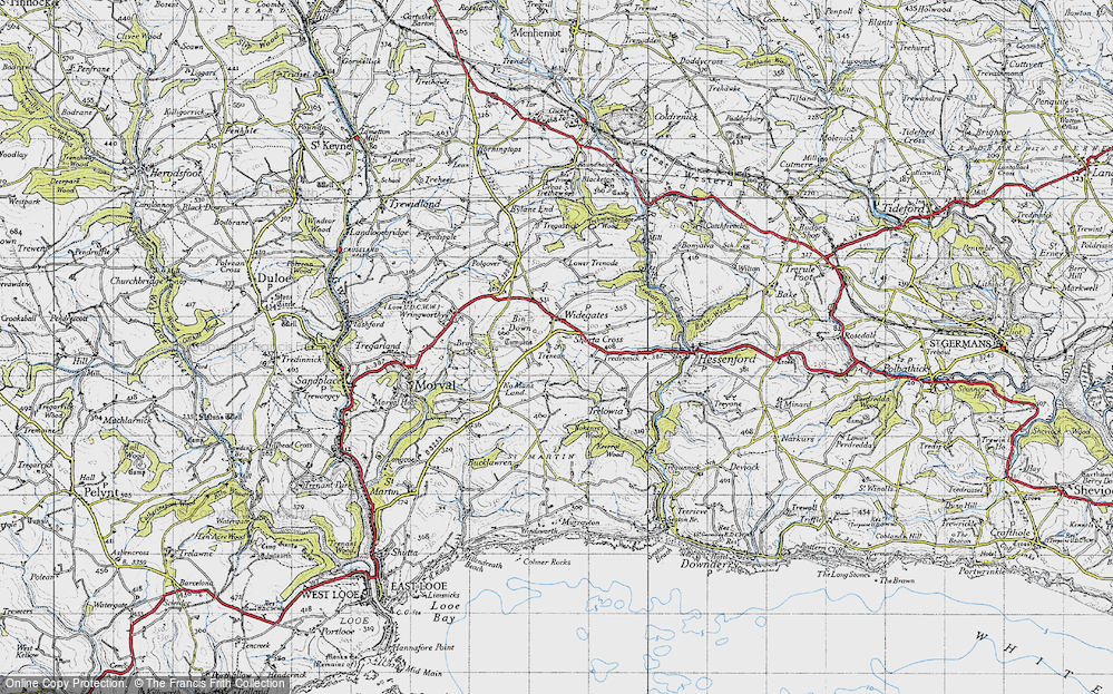Widegates, 1946