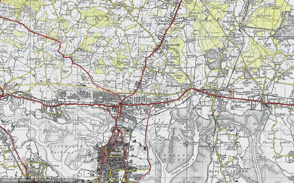 Widley, 1945