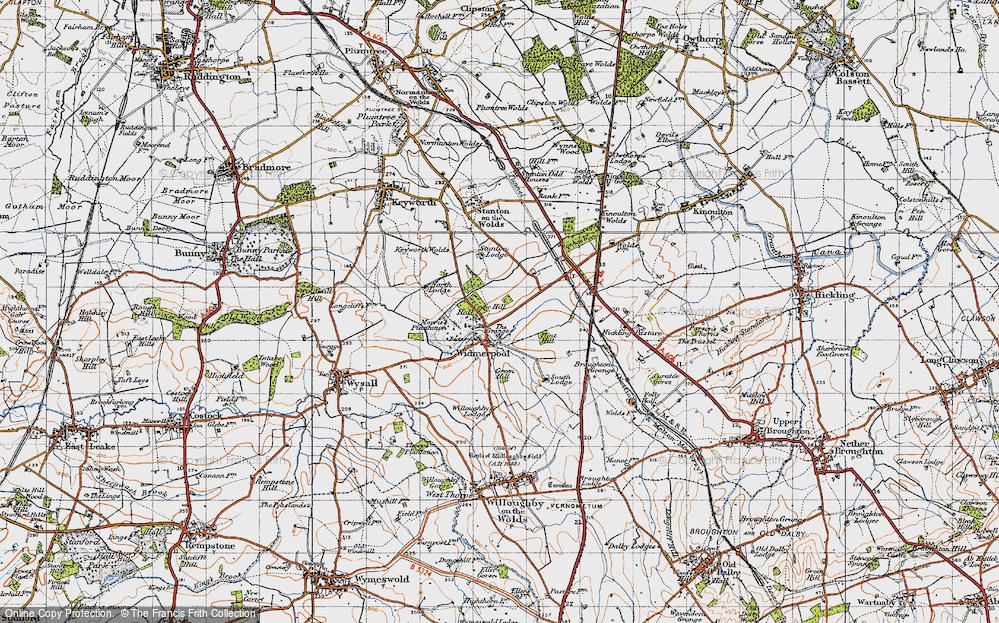 Widmerpool, 1946