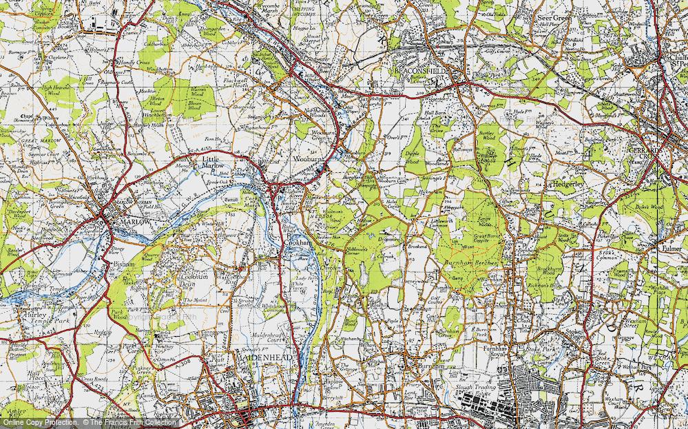 Widmoor, 1945