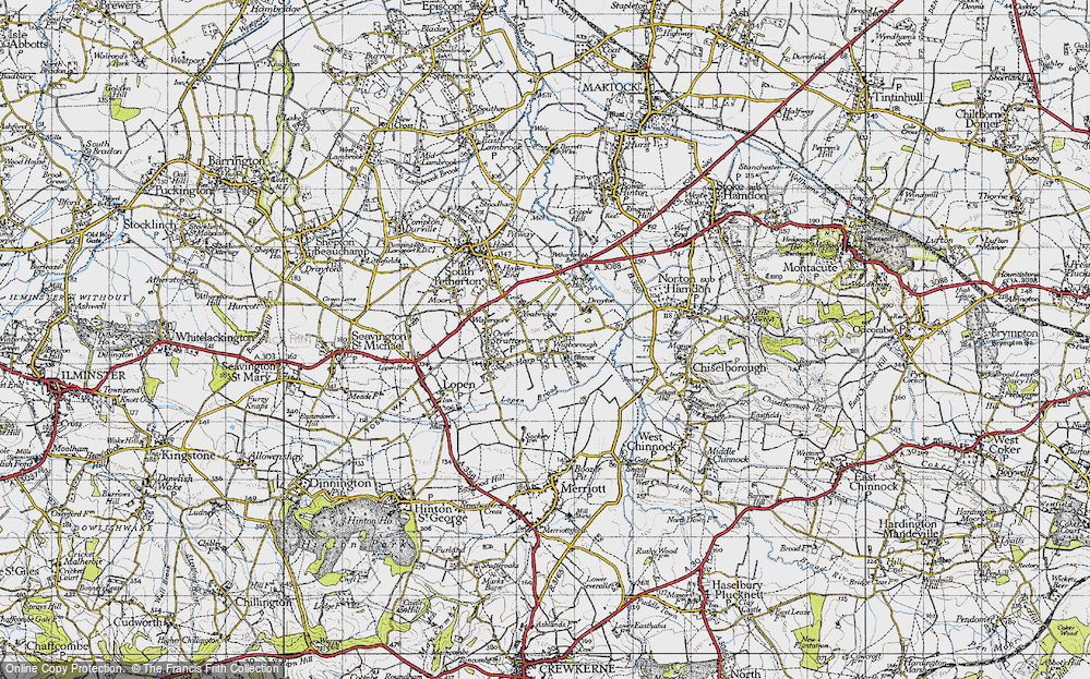 Wigborough, 1945