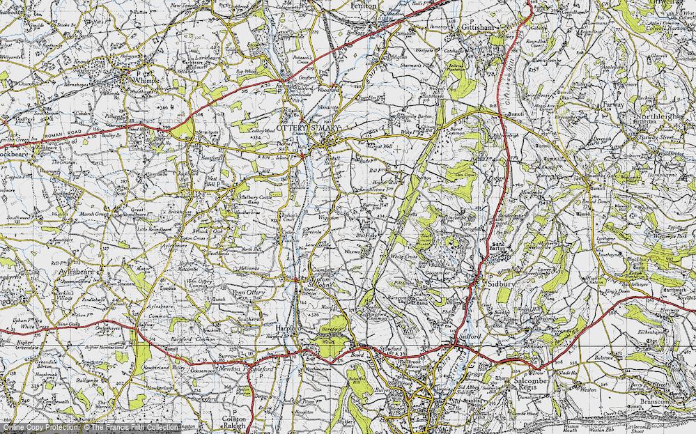 Wiggaton, 1946