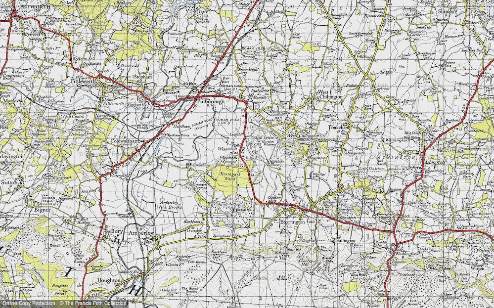 Wiggonholt, 1940