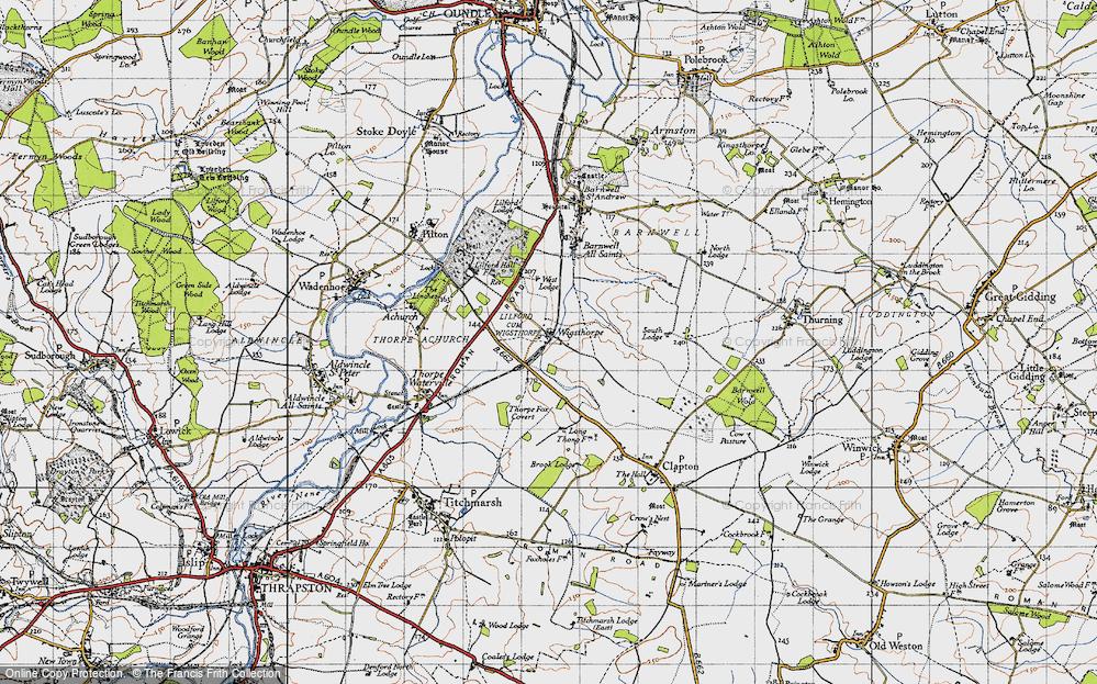 Wigsthorpe, 1946
