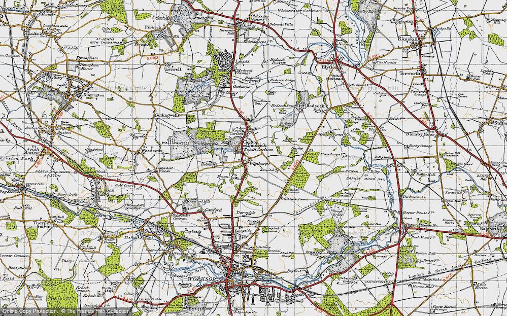 Wigthorpe, 1947