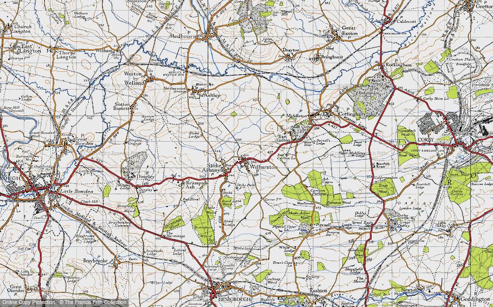 Wilbarston, 1946