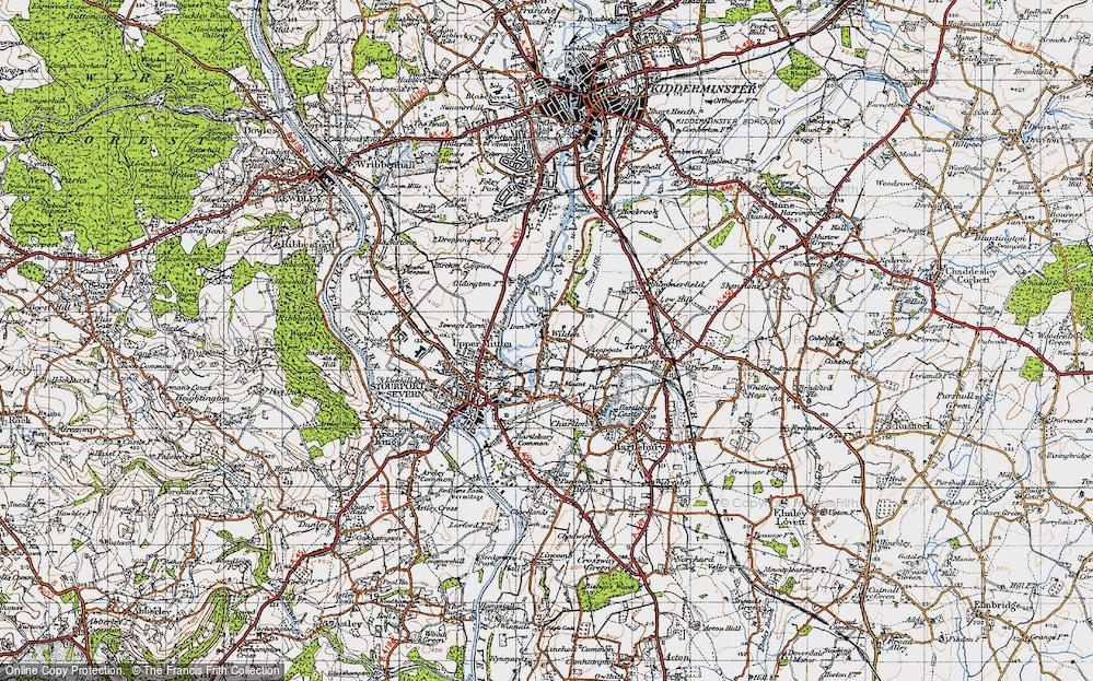 Wilden, 1947