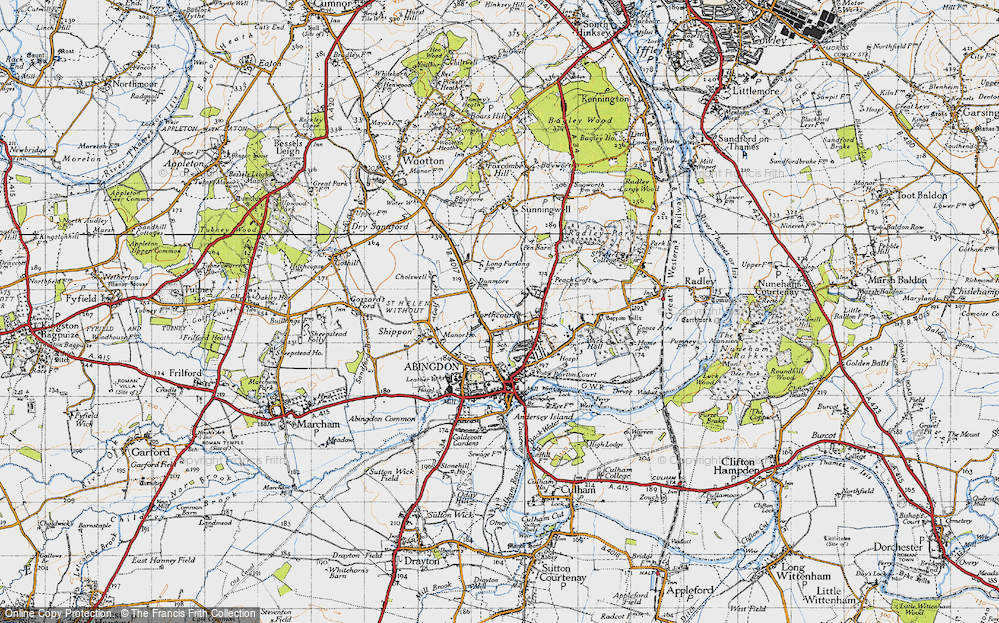 Wildmoor, 1947