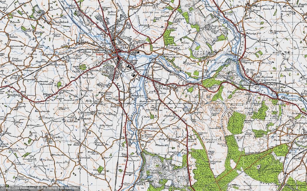 Wildwood, 1946