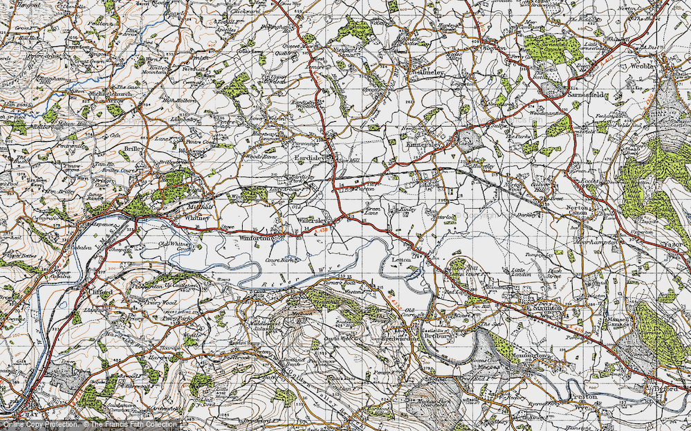 Willersley, 1947