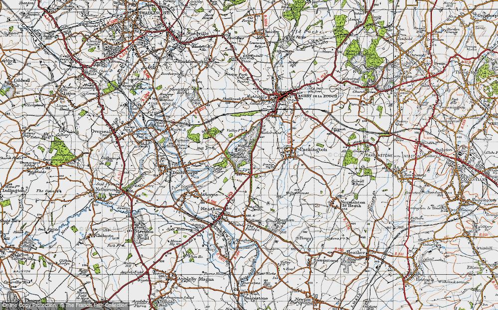 Willesley, 1946
