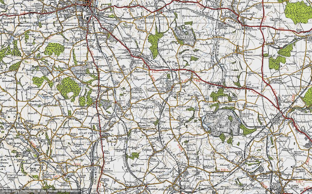 Williamthorpe, 1947