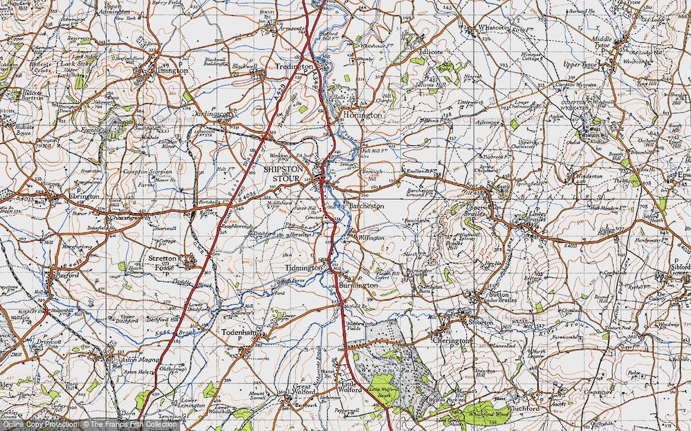 Willington, 1946