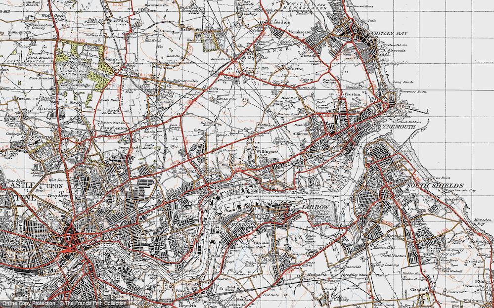 Willington, 1947