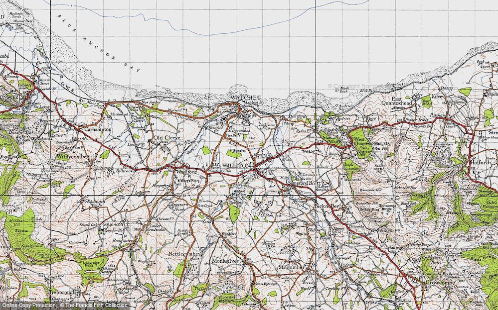 Williton, 1946