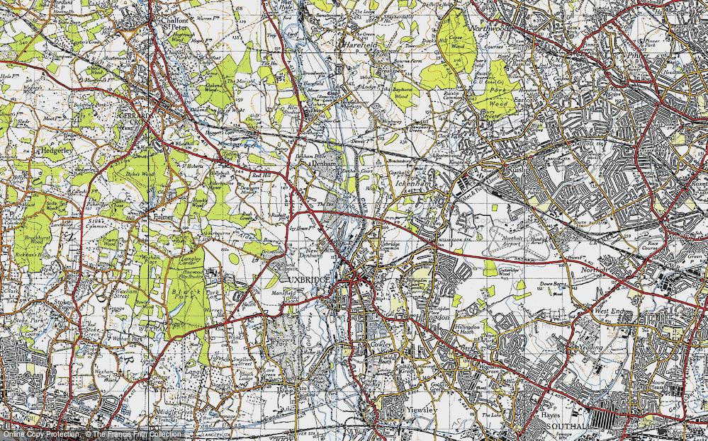 Willowbank, 1945
