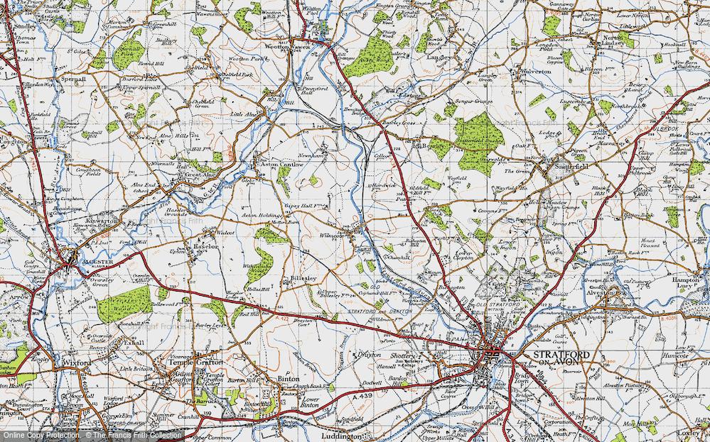Wilmcote, 1947