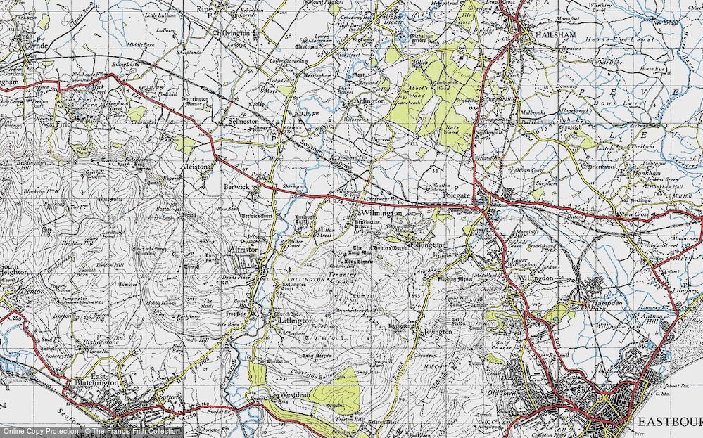 Wilmington, 1940