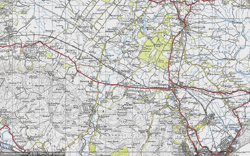 Wilmington Green, 1940