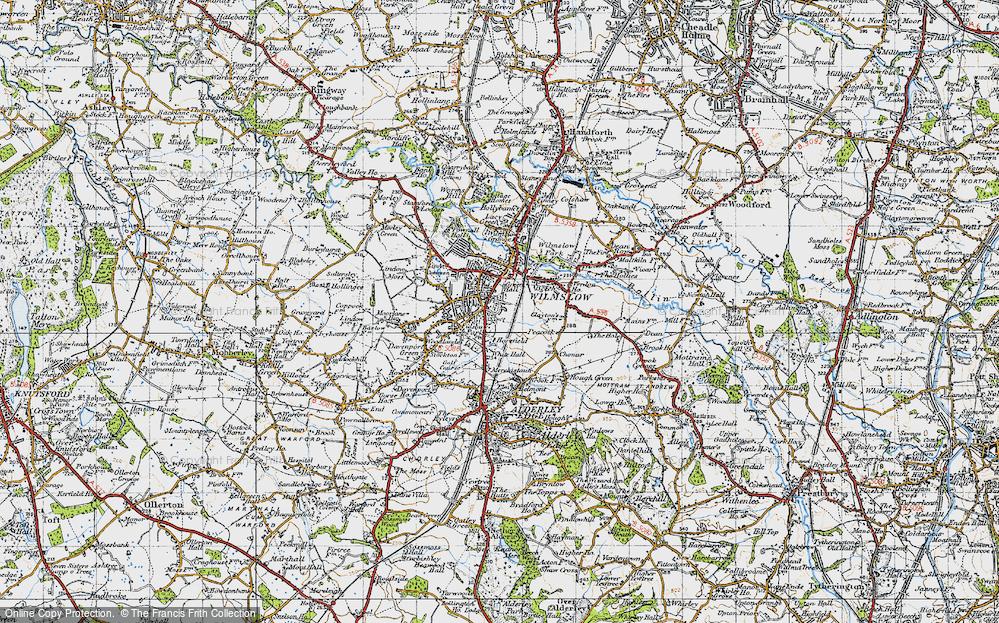 Wilmslow, 1947