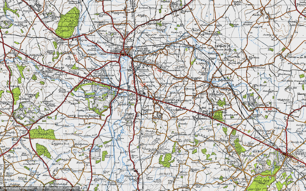 Wilnecote, 1946