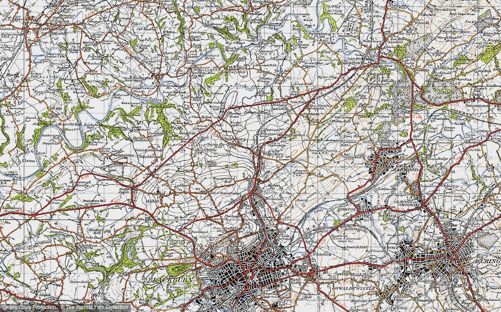 Wilpshire, 1947