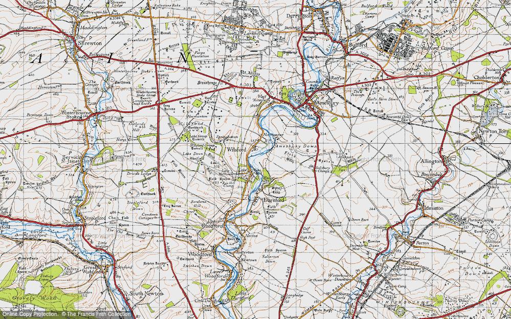Wilsford, 1940