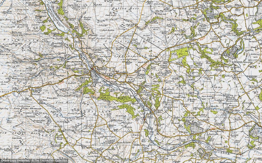 Wilsill, 1947
