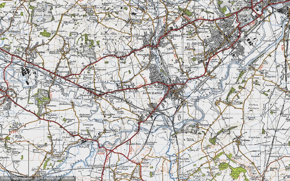 Wilsthorpe, 1946