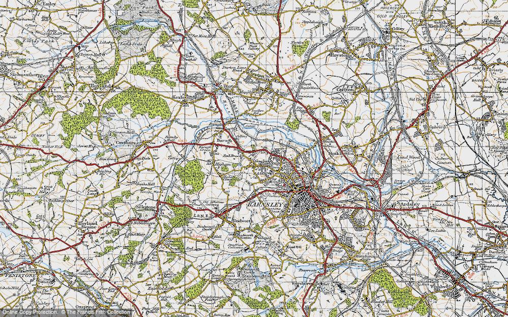 Wilthorpe, 1947