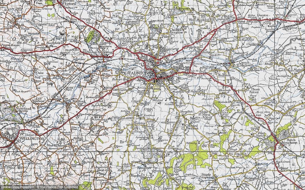 Wilton, 1946