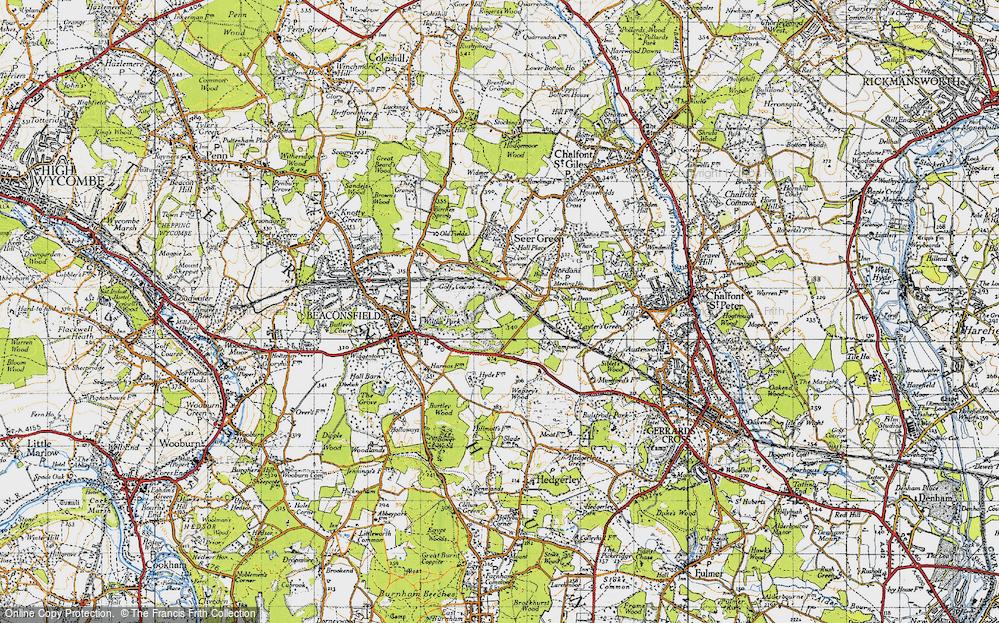 Wilton Park, 1945
