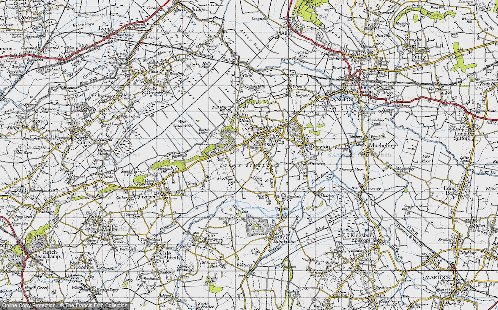 Wiltown, 1945
