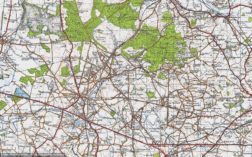Wimblebury, 1946