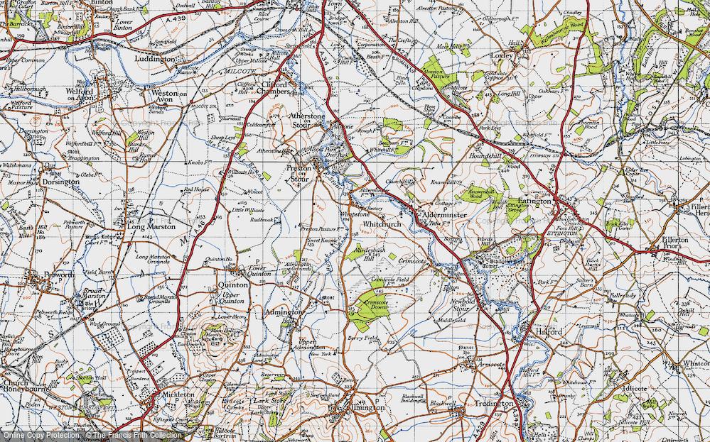 Wimpstone, 1946