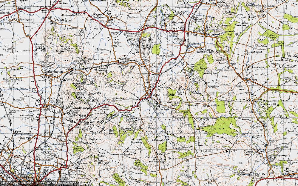 Winchcombe, 1946