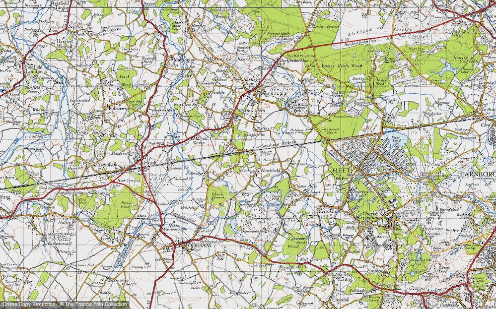 Winchfield, 1940