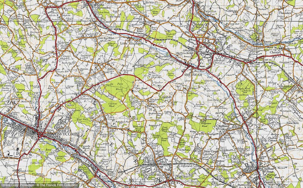 Winchmore Hill, 1946