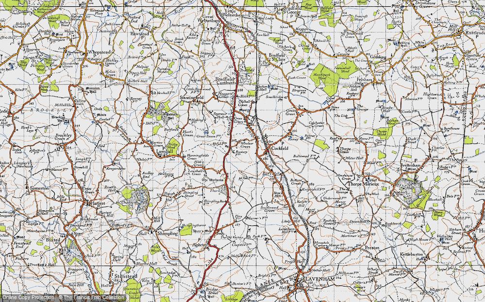 Windsor Green, 1946