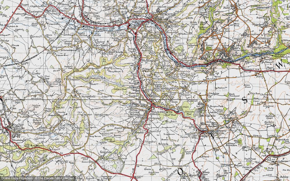 Windsoredge, 1946