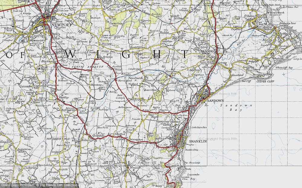Winford, 1945