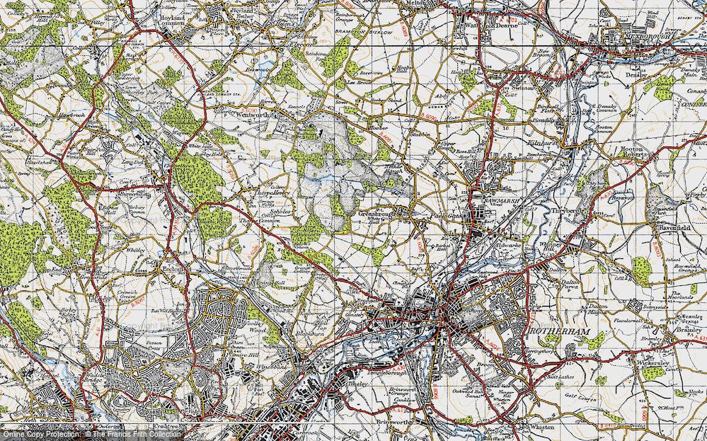 Wingfield, 1947