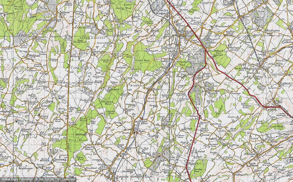 Wingmore, 1947